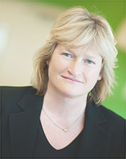 Sissel Eriksen, Director of exploration