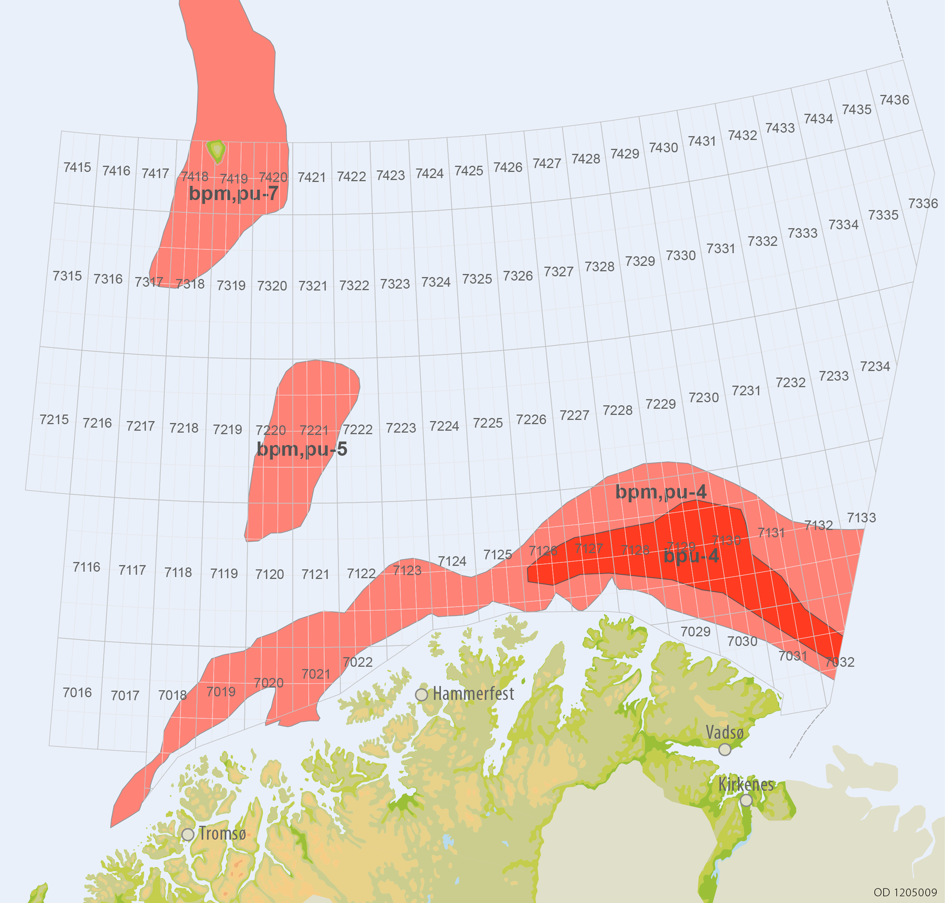 Barents Sea - Middle to Upper Permian plays