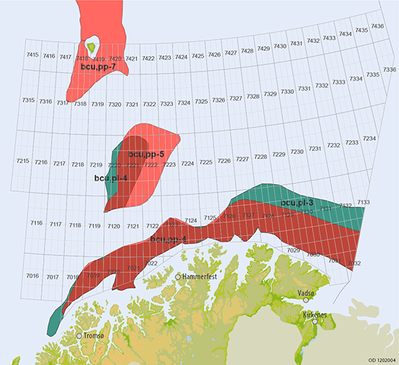 Barents Sea - Carboniferous to Permian plays