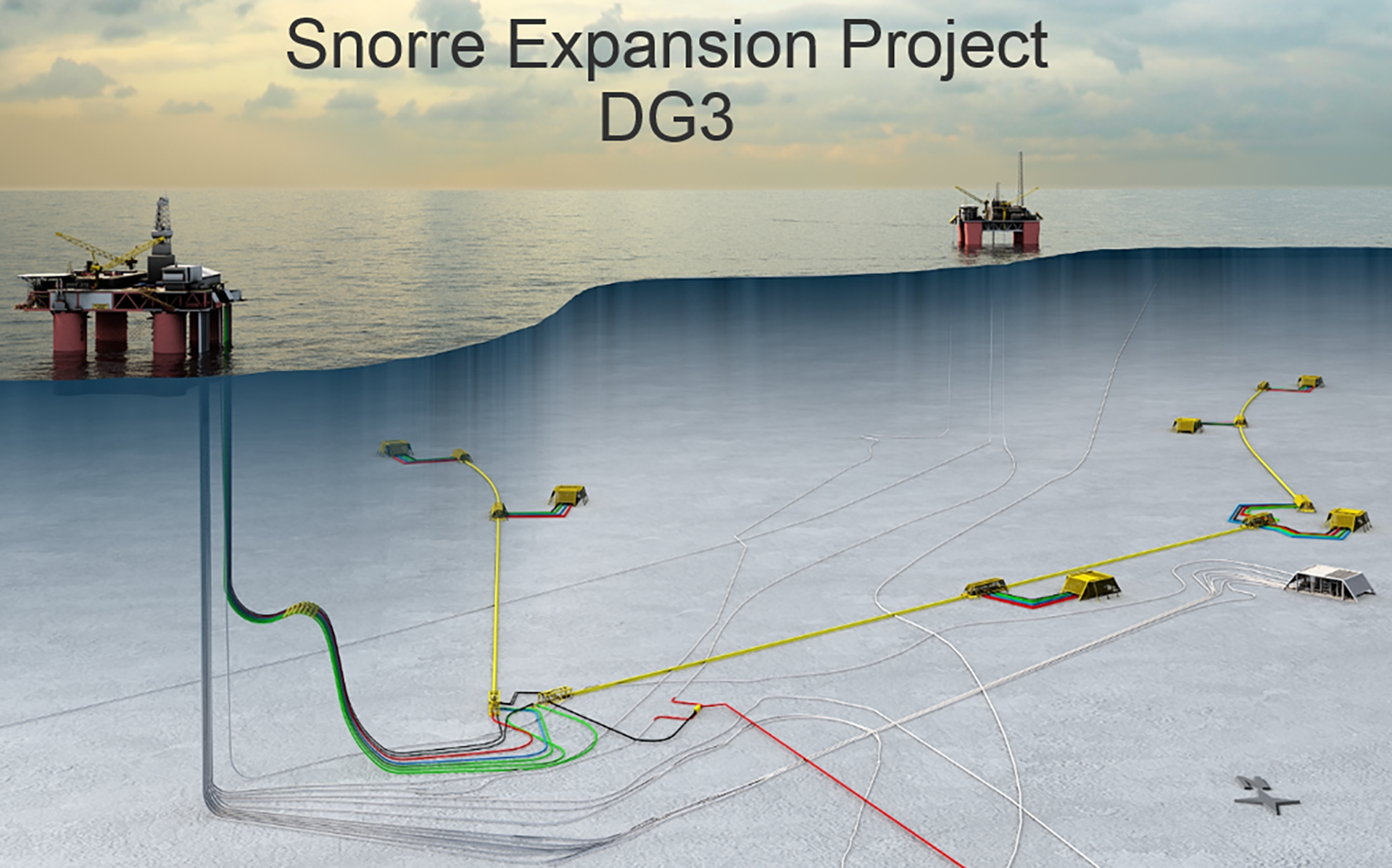 Comprehensive Snorre plan submitted - The Norwegian